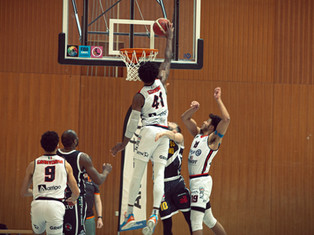 SBL Men- Day 16: L'Union fait la force contre les Tigers