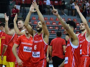 Début parfait pour la Suisse qui se défait de la Macédoine 62 à 67 !