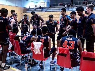 SBL Men - Day 23 : SAM Massagno gagne sans inquiétude face à Union Neuchâtel