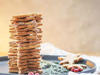 Glutenfreie Butter-Spekulatius mit Mandeln