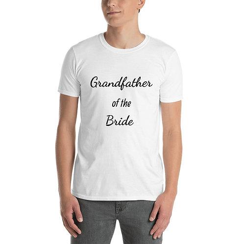 Grandfather Short-Sleeve Unisex T-Shirt