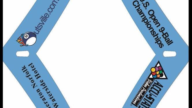 Accu-Rack Diamond 9 Template W/Tube