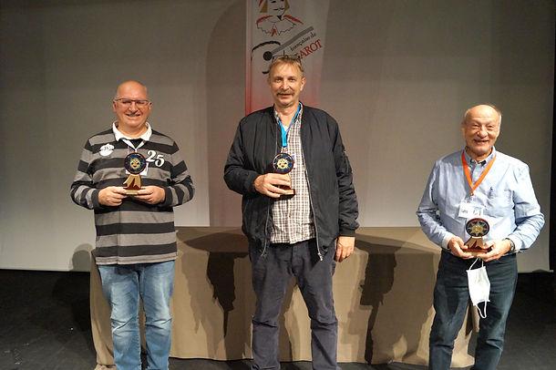Championnat de France Triplette Vichy 2020