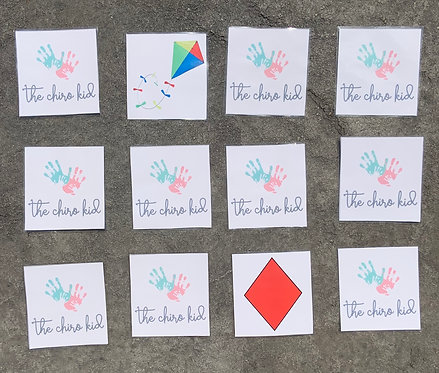 2D Shapes Matching Game