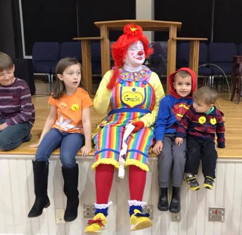 Clowns for Christ