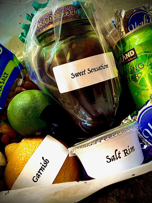 Sweet Sensation Basic Box