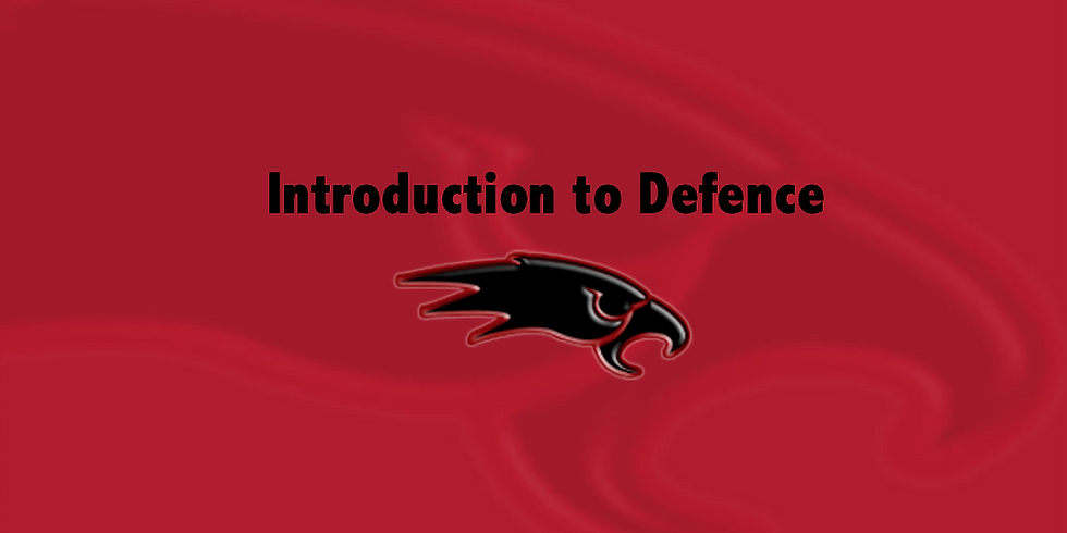 Introduction to Defence