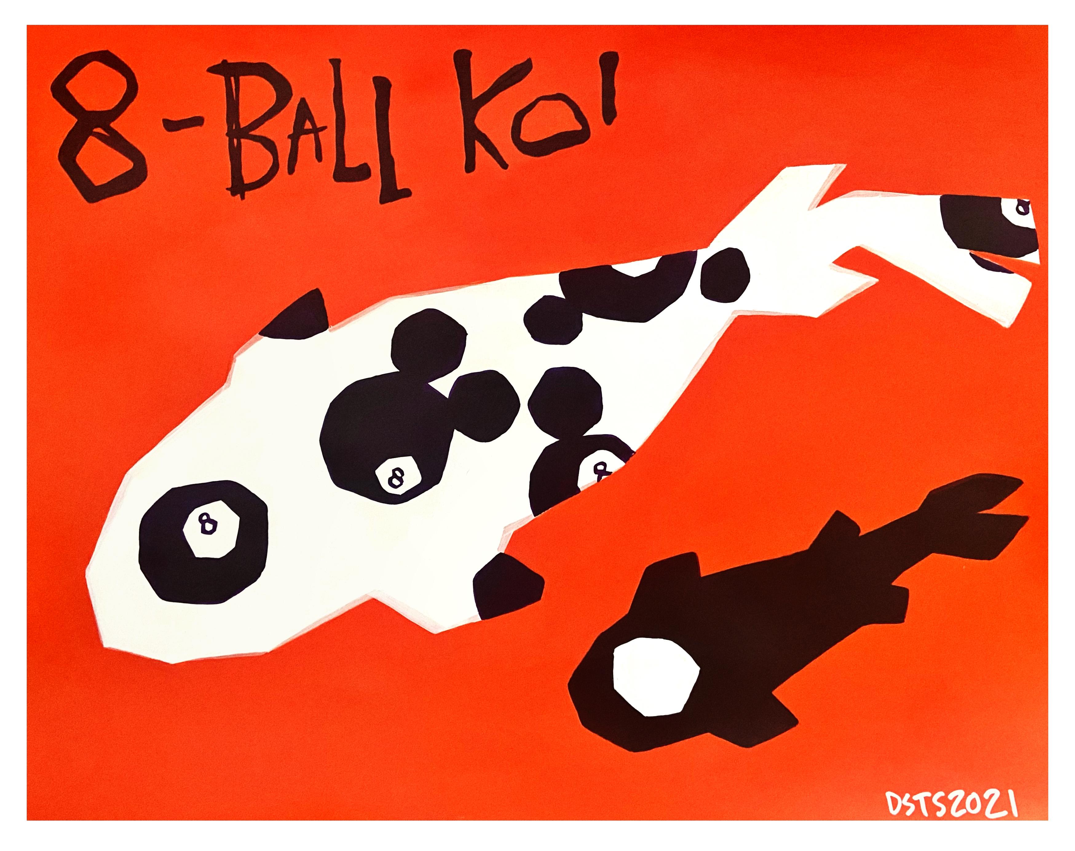 8-BALL KOI
