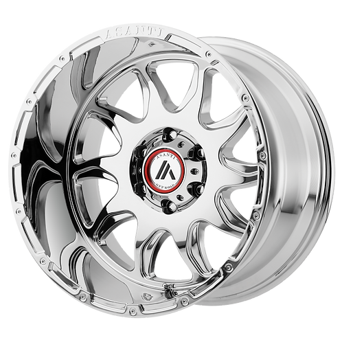 ASANTI OFF ROAD BALLISTIC CHROME