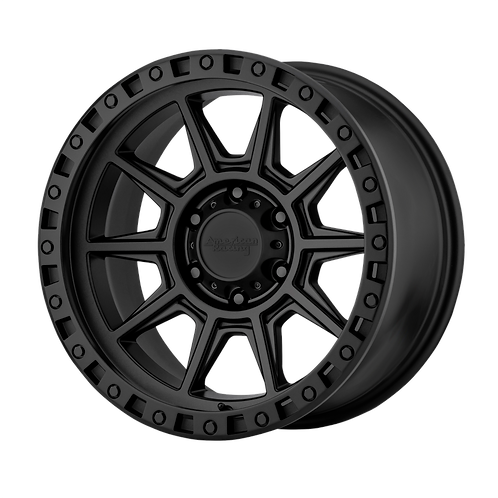 AMERICAN RACING AR202 CAST IRON BLACK
