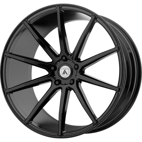 ASANTI BLACK ARIES GLOSS BLACK