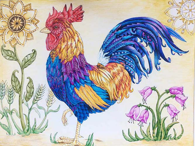 color-me-your-way-coloring-book-coloring-page-rooster