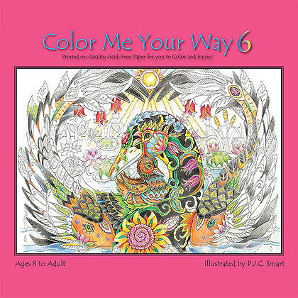 Color Me Your Way 6
