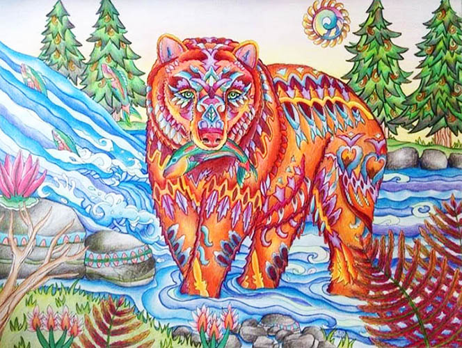 color-me-your-way-coloring-book-coloring-page-grizzly-bear