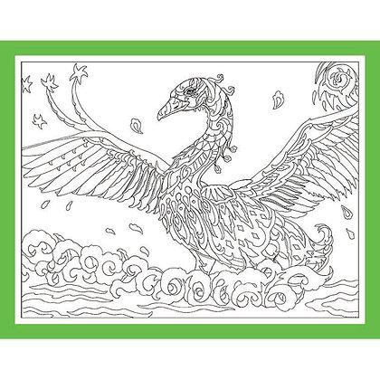 """""""Dancing Swan"""""""