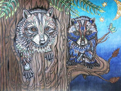color-me-your-way-coloring-book-coloring-page-racoon