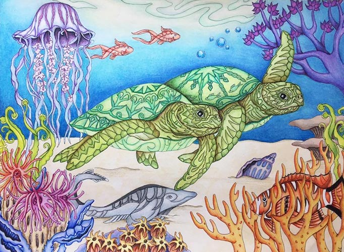color-me-your-way-coloring-book-coloring-page-sea-turtles