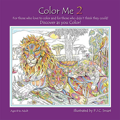 Color Me Your Way 2