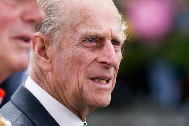 HRH Prince Philip, Duke of Edninburgh