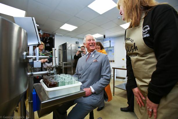 HRH Prince Charles