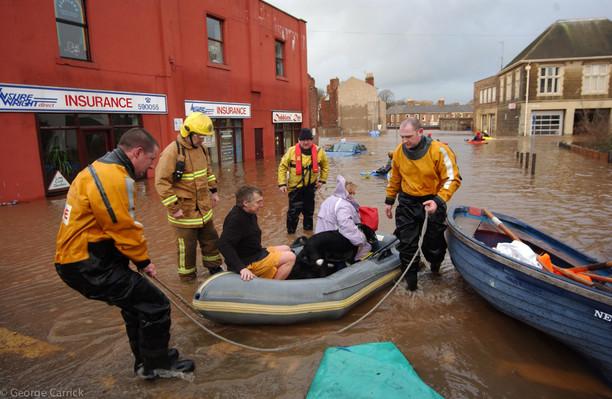 Flooding Carlisle