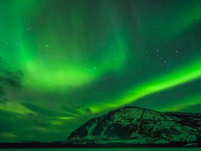 Aurora borealis, YT