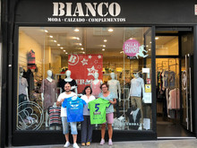 Bianco Moda y De Luxe, nuevos patrocinadores