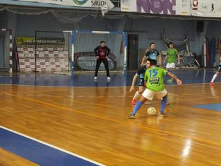 Un Transricard Distrito Ventorrillo FS poco seguro en defensa, concede goles con facilidad