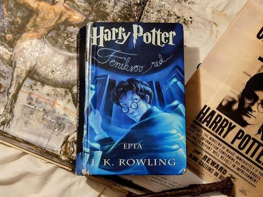 Recenzija: Harry Potter in Feniksov red