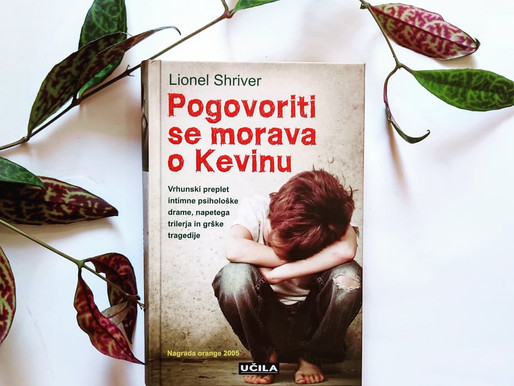 Recenzija: Pogovoriti se morava o Kevinu