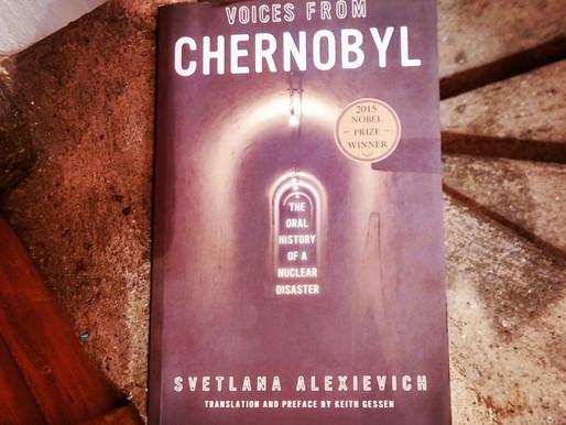 Recenzija: Voices from Chernobyl
