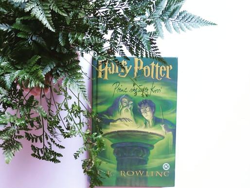 Recenzija: Harry Potter in Princ mešane krvi
