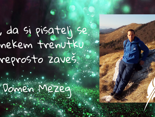 🎄 Intervju: Ilonika; Domen Mezeg