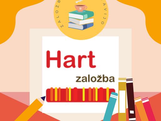 Založbe se predstavijo: Založba Hart