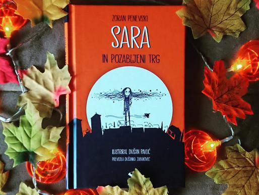 Recenzija/Knjigozavri: Sara in pozabljeni trg