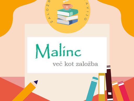 Založbe se predstavijo: Založba Malinc