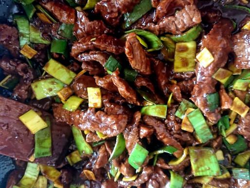 (Dost dobra) mongolska govedina
