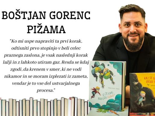 🎄Intervju: Boštjan Gorenc Pižama