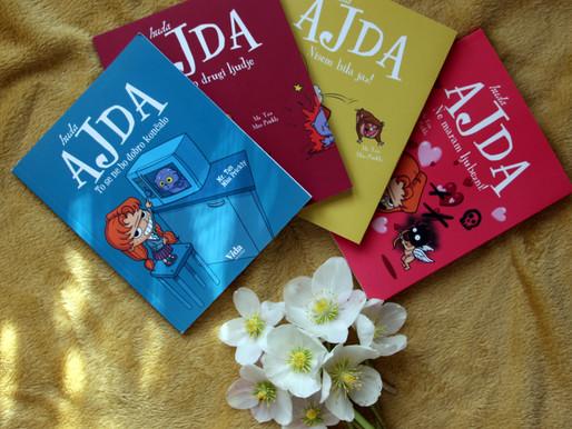 Knjigozavri: Huda Ajda