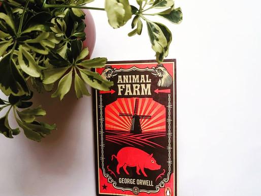 Recenzija: Animal farm/Živalska farma