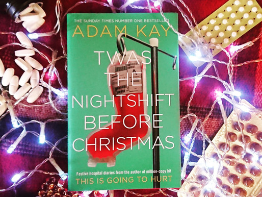 🎄 Recenzija: Twas the Nightshift before Christmas