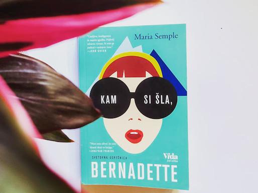 Recenzija: Kam si šla, Bernadette