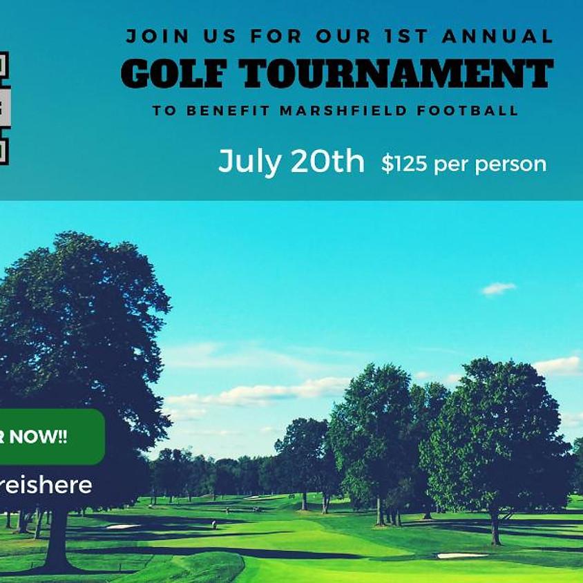 Marshfield Football Golf Tournament