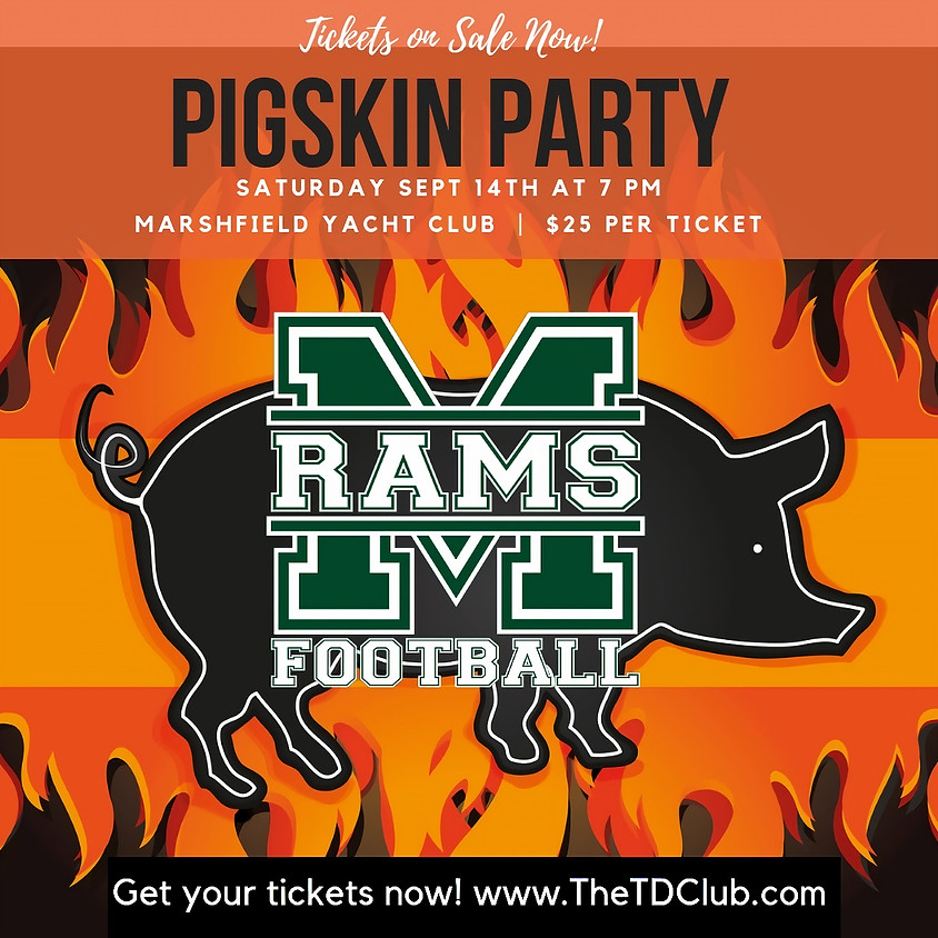 2019 MHS Football Pigskin Party