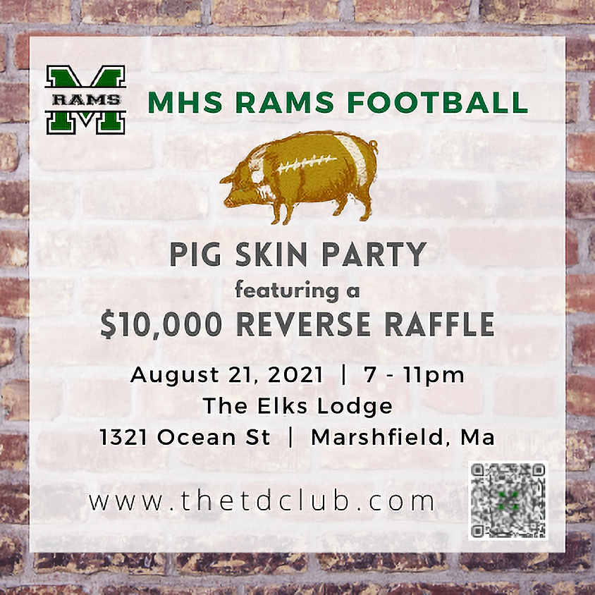 2021 Annual PigSkin Party