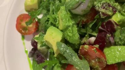 Обновленное меню салатов!