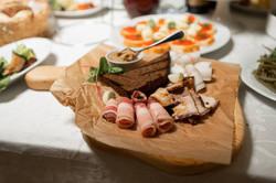 Банкетные закуски ресторан Богородский Н