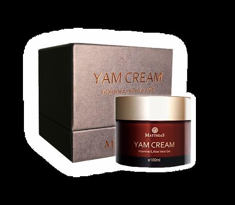 Yam Cream