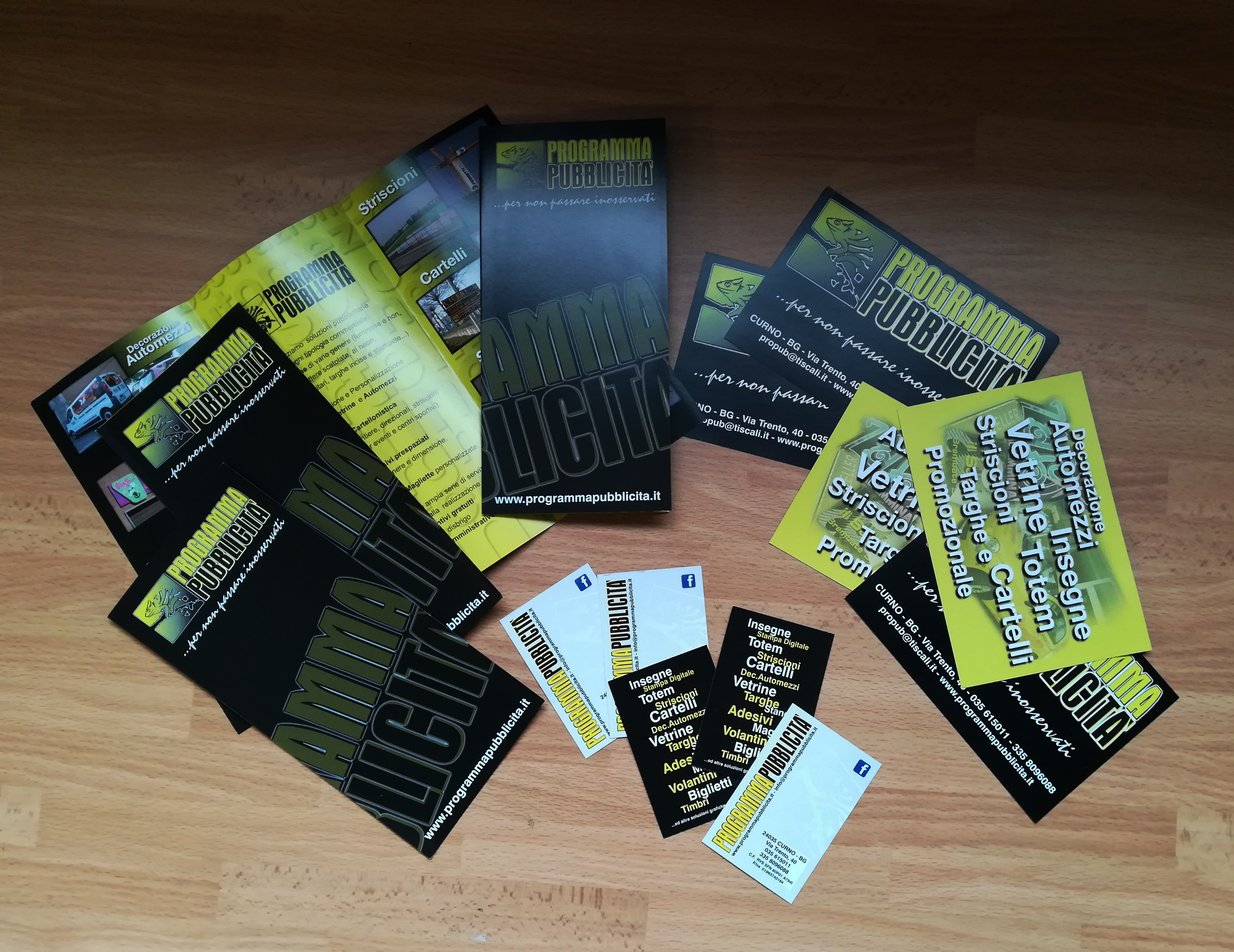 Biglietti - Flyer - ecc