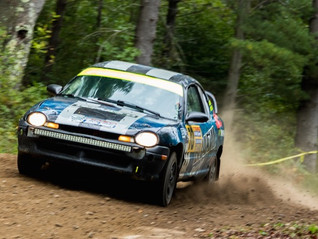 Noble Star Rally Lives Life Flat Out with Brakim Racing at LSPR